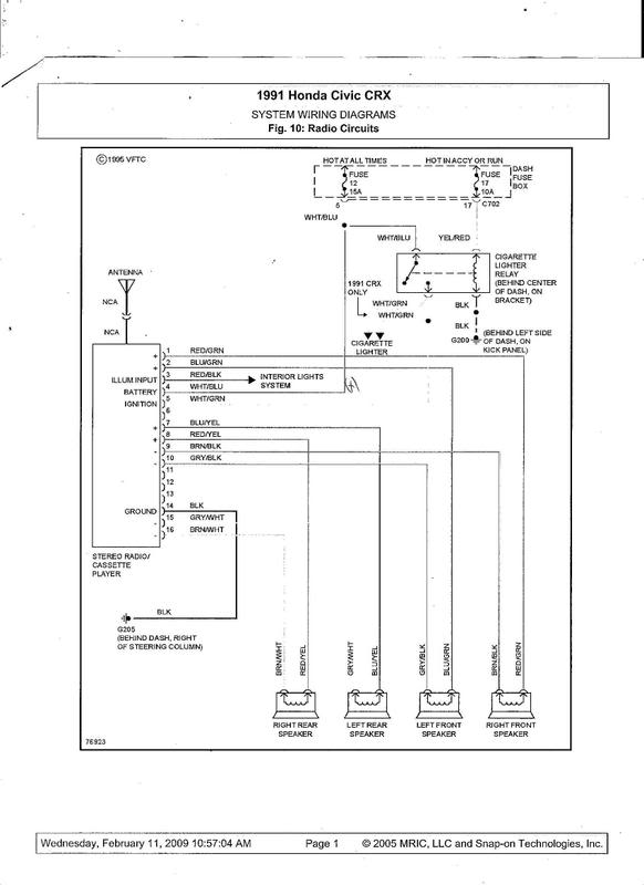 1990 Honda Civic Ac Wiring Diagram - Racing Electronics Wiring Diagram -  srd04actuator.yenpancane.jeanjaures37.frWiring Diagram Resource