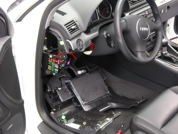 Swell 2003 Audi A4 Fuse Box Wiring Diagram Wiring Cloud Onicaxeromohammedshrineorg