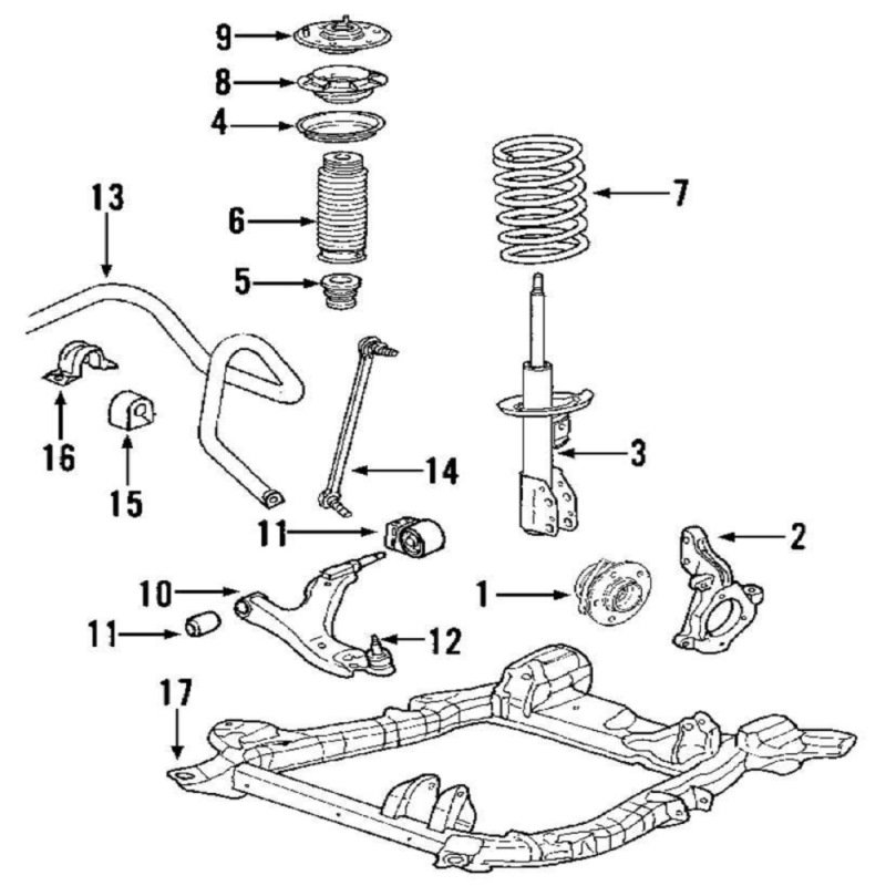 Awesome 2001 Honda Accord Rear Suspension Diagram Wiring Schematic Auto Wiring Cloud Overrenstrafr09Org