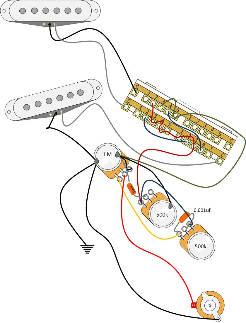 fender deluxe nashville telecaster wiring diagram free picture ab 2838  tone wiring diagram tonefiend archives free diagram  tone wiring diagram tonefiend archives