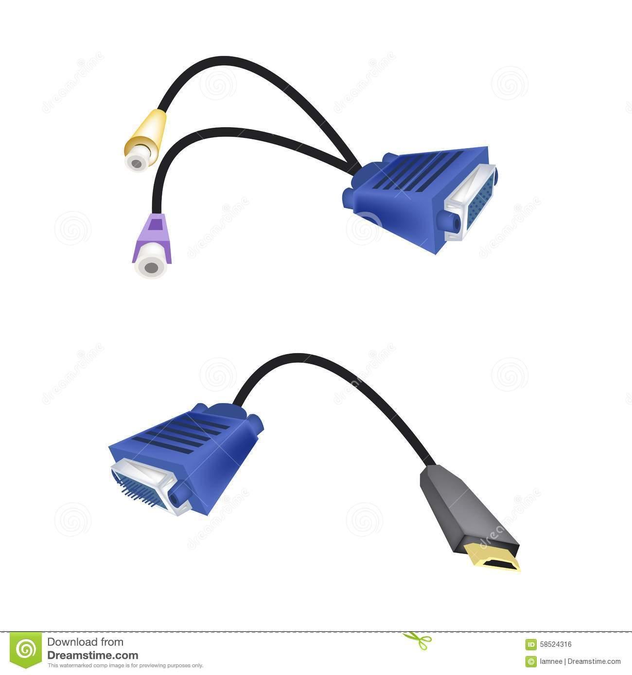 Vga To Phono Wiring Diagram