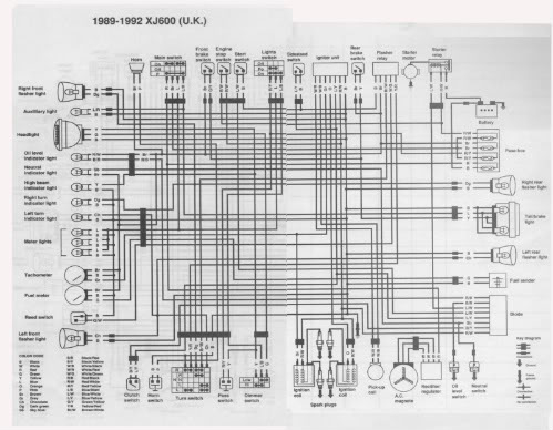 1983 yamaha maxim wiring diagrams dh 0502  yamaha xj series minimum wiring diagram free diagram  yamaha xj series minimum wiring diagram