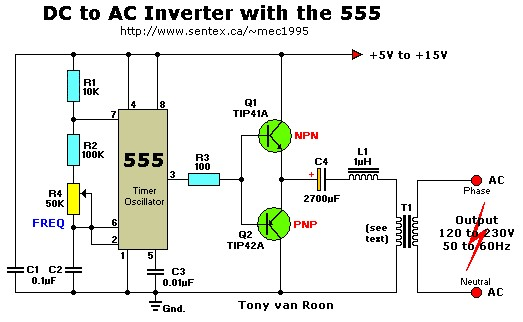 KF_7919] Inverter Circuit 12Vdc To 220V 50Hz 500W Schematic Diagram Wiring  DiagramPara Sianu Verr Verr Acion Inoma Ultr Xeira Mohammedshrine Librar Wiring 101