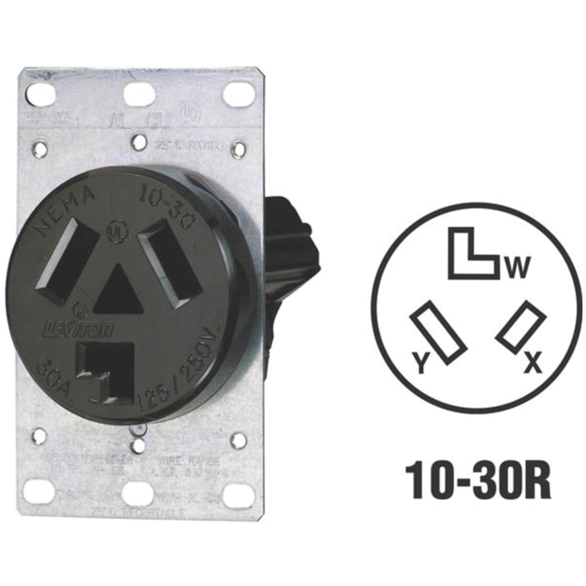 [SCHEMATICS_49CH]  CF_3751] Leviton Dryer Receptacle Wiring Diagram | Leviton Wire Diagram |  | Peted Redne Animo Isra Mohammedshrine Librar Wiring 101