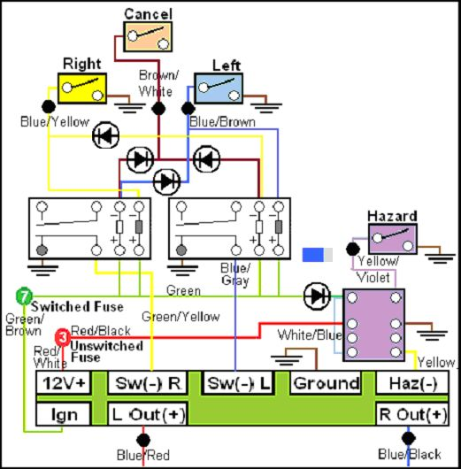 Flasher Relay Wiring Diagram from static-assets.imageservice.cloud