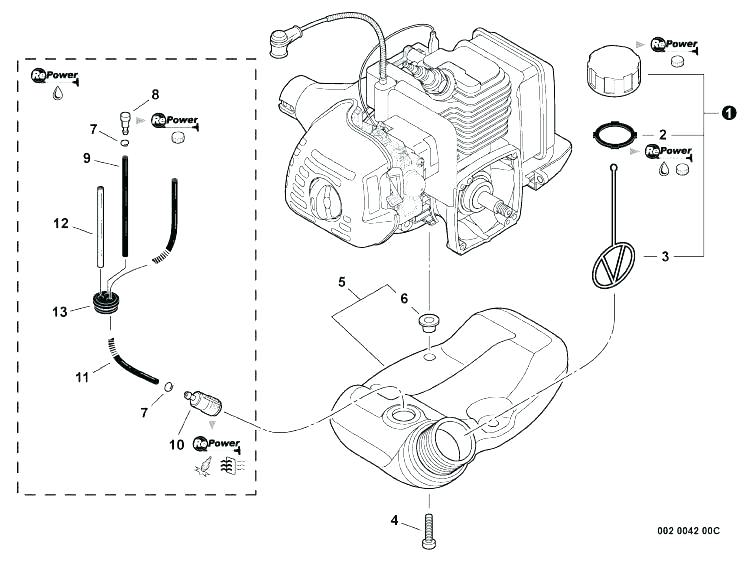 An 5658  Weed Eater Carb Diagram Wiring Diagram