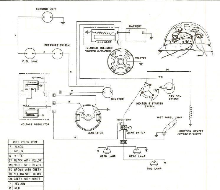 john deere 1010 wiring schematic ld 1951  990 tractor starter wiring moreover massey ferguson 135  990 tractor starter wiring moreover