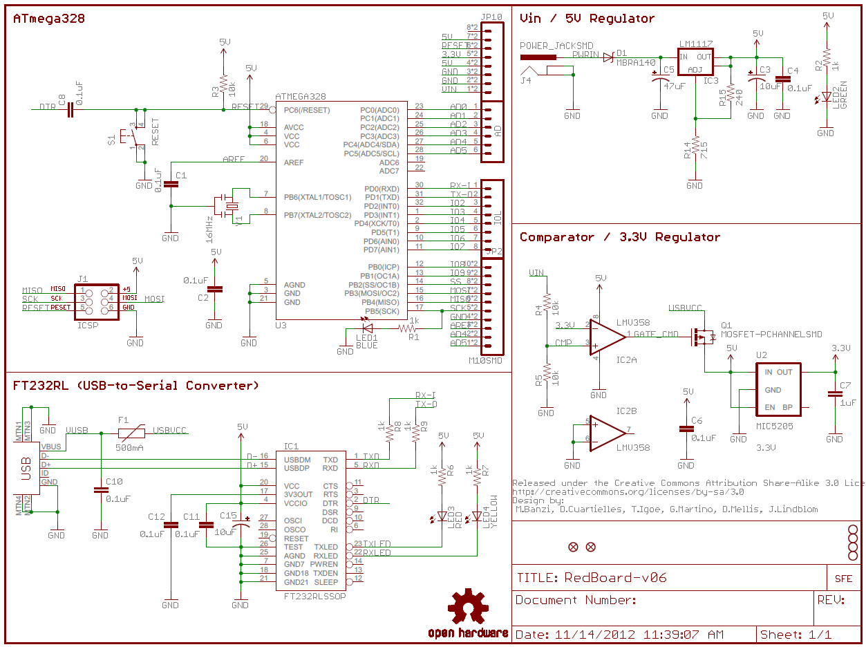 Sensational How To Read A Schematic Learn Sparkfun Com Wiring Cloud Filiciilluminateatxorg