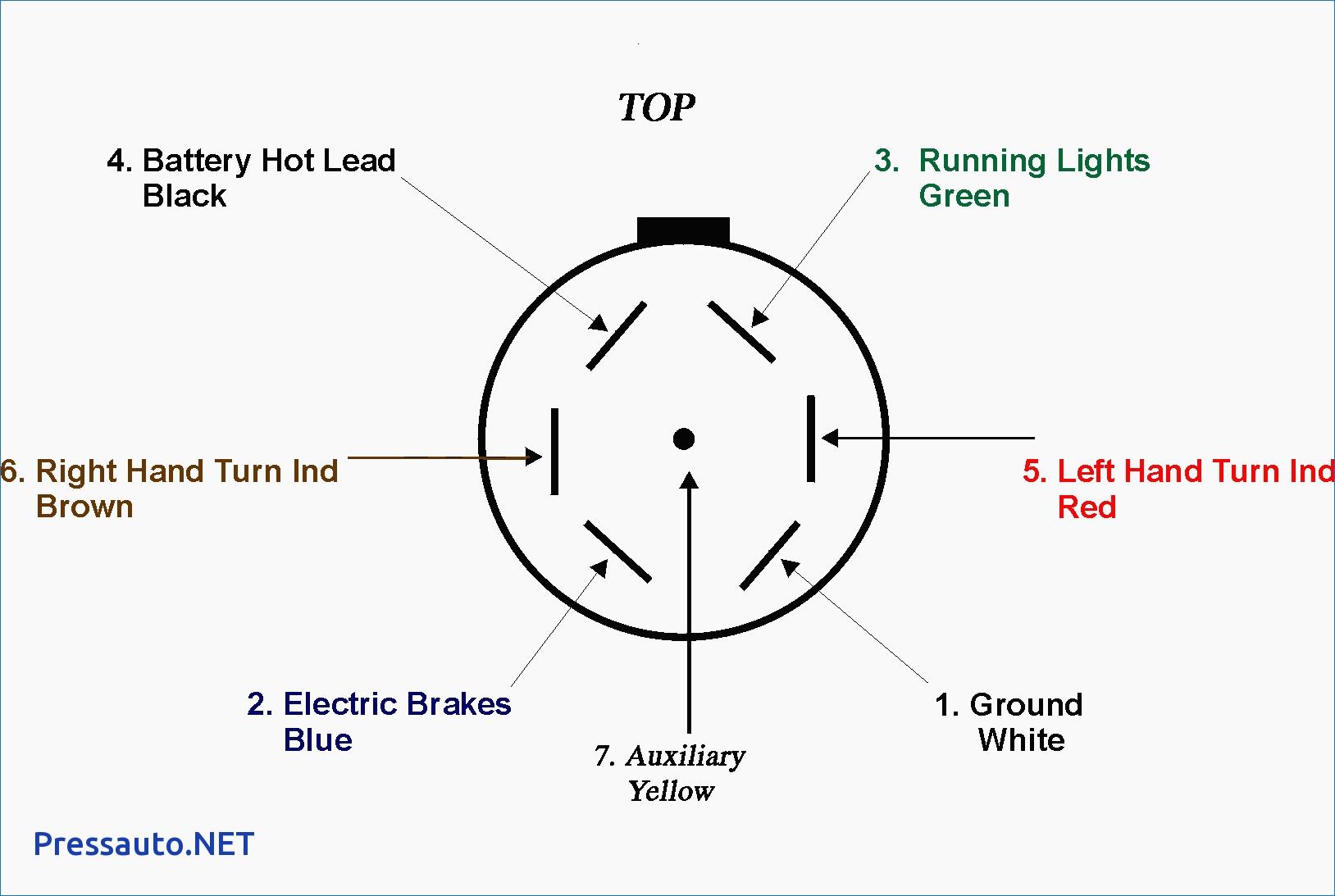 6 pin to 7 pin trailer wiring harness ml 8776  rv wiring diagram on 7 pin trailer light wiring diagram  pin trailer light wiring diagram