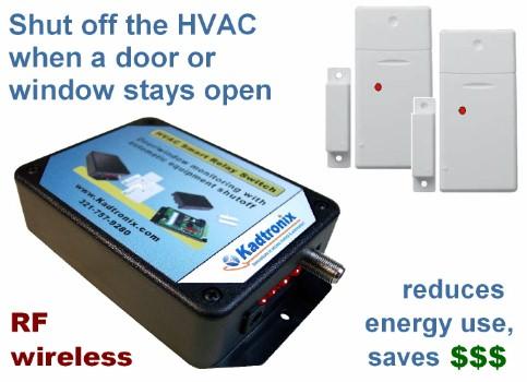 Fabulous Hvac Shutoff Door Window Monitoring Wiring Cloud Rineaidewilluminateatxorg