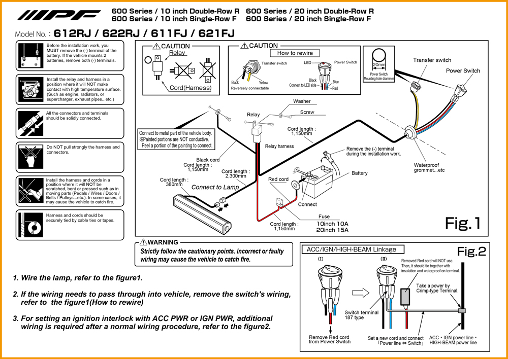 Superb Ipf Driving Light Wiring Diagram Wiring Diagram Data Wiring Cloud Waroletkolfr09Org