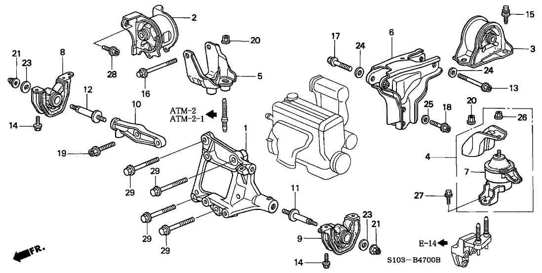 Fo 8475 Honda Crv Engine Diagram Download Diagram