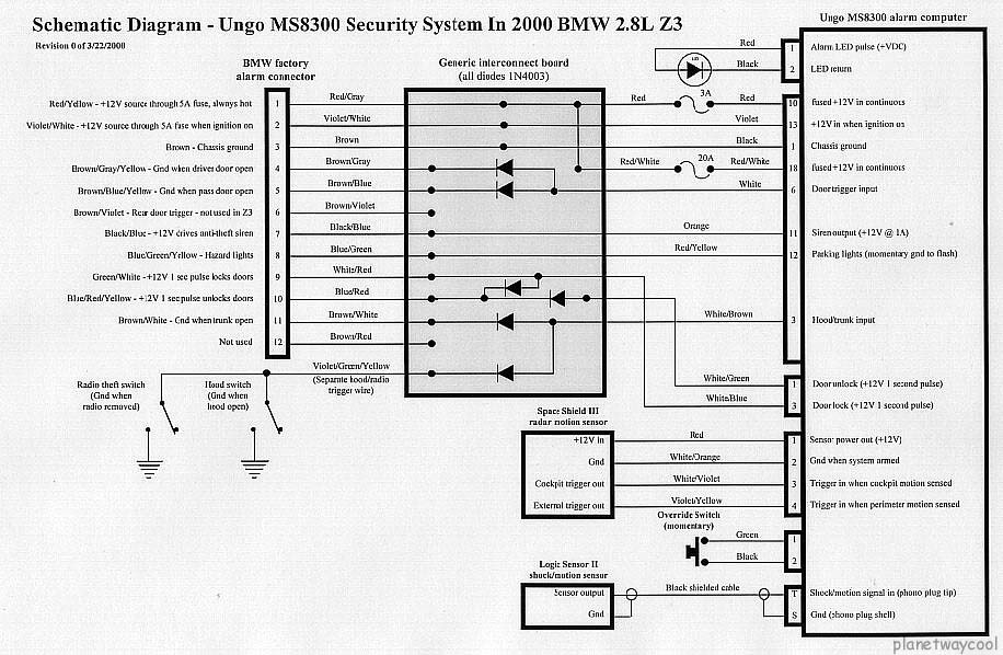 Bb 4068 Ungo Alarm Wiring Diagram Download Diagram