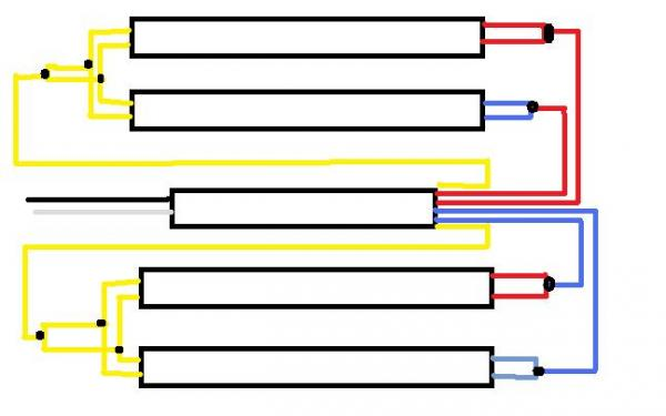 fluorescent wiring diagrams row lr 0050  t8 ballast wiring diagram on 4 lamp ballast wiring  t8 ballast wiring diagram on 4 lamp