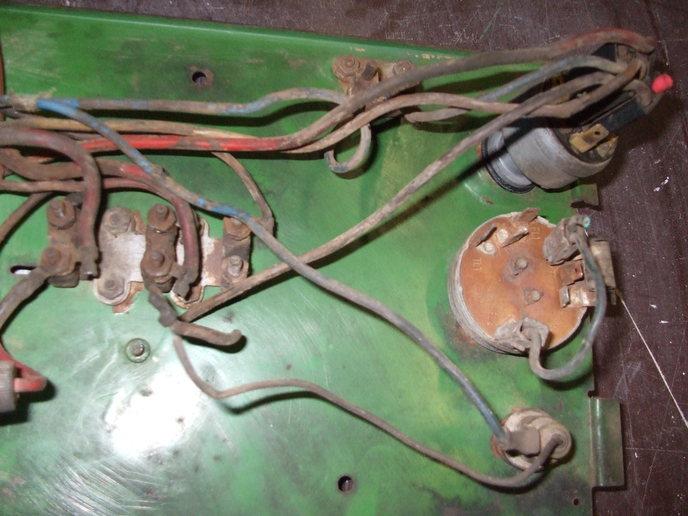 John Deere 4020 Light Switch Wiring Diagram - Wiring Diagram