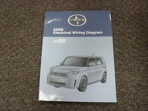 Amazing 2009 Scion Xb Wagon Shop Service Electrical Wiring Diagram Manual Wiring Cloud Orsalboapumohammedshrineorg