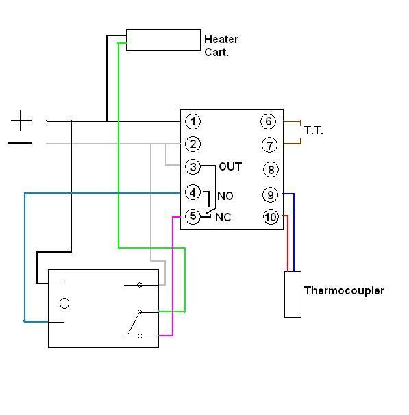 MK_5415] Rex C100 Pid Wiring Diagram Schematic Wiring  Cosm Rosz Caci Wigeg Mohammedshrine Librar Wiring 101