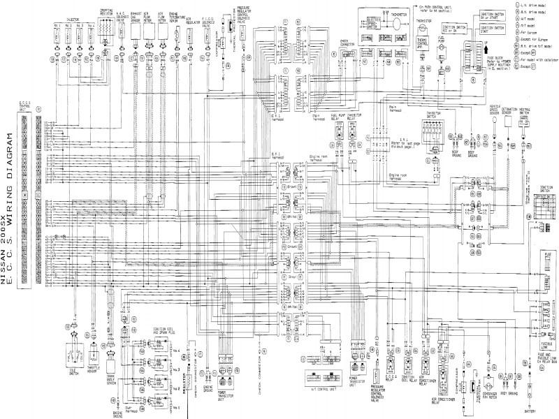 N15 Sr20de Wiring Diagram