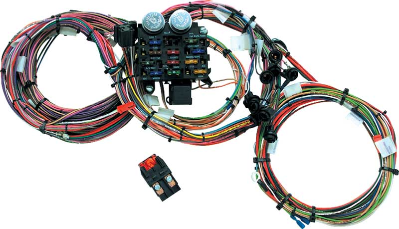 Ab 8408  12 Circuit Wiring Harness Schematic Wiring