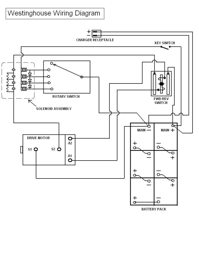 Ezgo Marathon 36 Volt Wiring Diagram - Wiring Diagram and ...