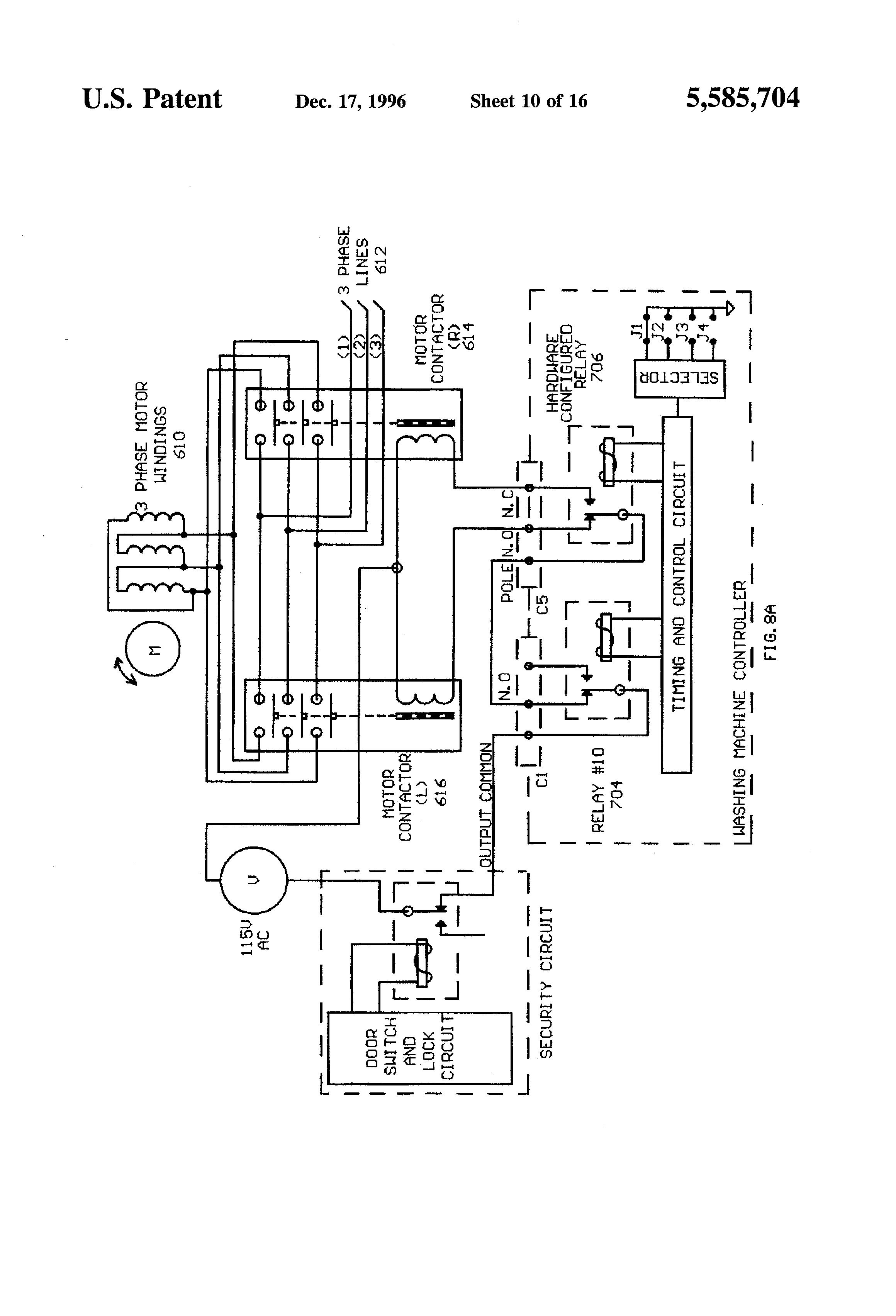 YN_0106] How To Read Washing Machine Wiring Diagram Free DiagramInst Unec Hendil Mohammedshrine Librar Wiring 101