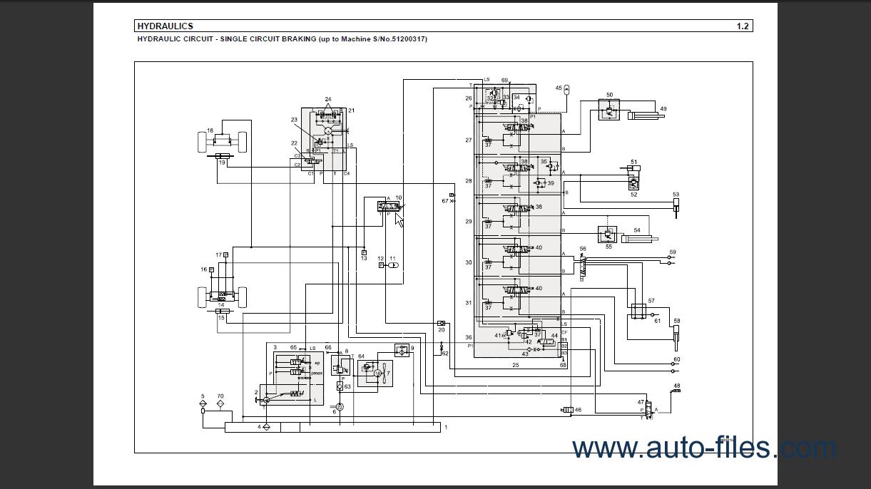 KT_6723] Fiat 450 Tractor Wiring Diagram Schematic WiringGarna Genion Hyedi Mohammedshrine Librar Wiring 101