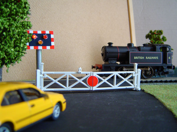 Admirable How To Build A Model Railway Crossing Wiring Cloud Orsalboapumohammedshrineorg