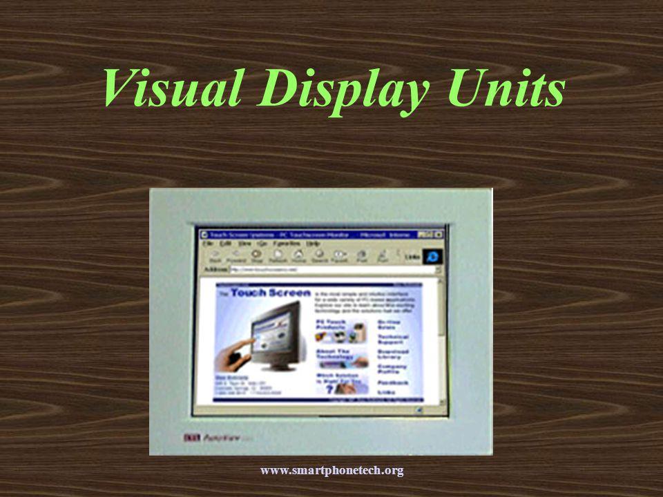 Strange Vdu Visual Display Unit Ppt Video Online Download Wiring Cloud Rdonaheevemohammedshrineorg
