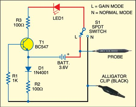 Awesome Leakage And Continuity Tester Detailed Circuit Diagram Available Wiring Cloud Monangrecoveryedborg