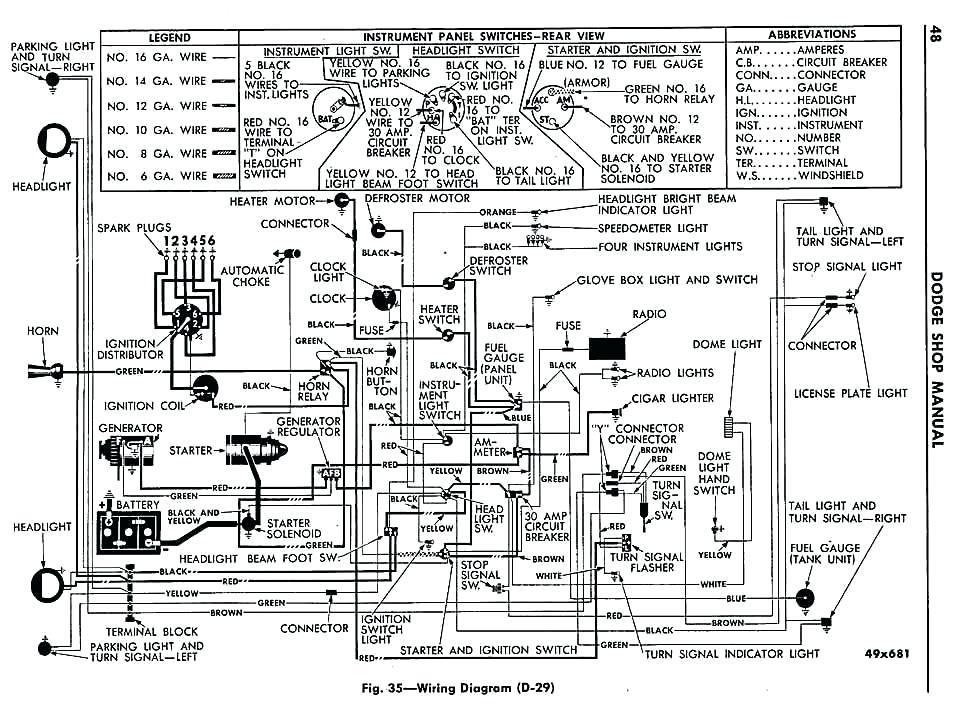 Hm 6954 Dodge Starter Solenoid Wiring Diagram Free Diagram