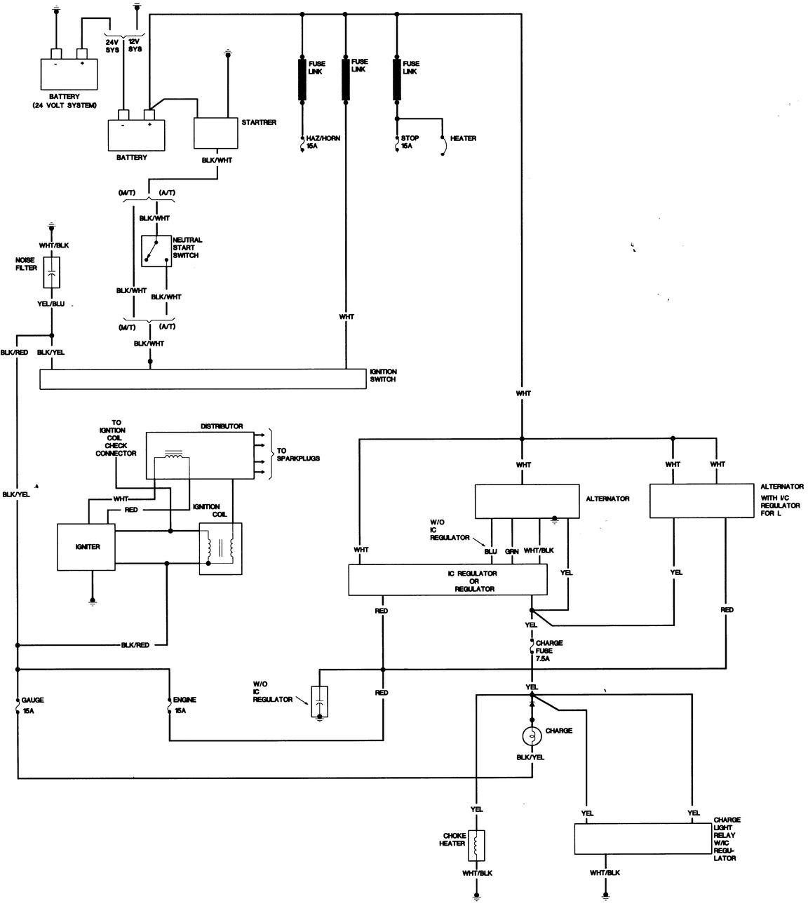 Pleasing 87 Toyota Alternator Wiring Diagram Wiring Diagram Data Schema Wiring Cloud Loplapiotaidewilluminateatxorg