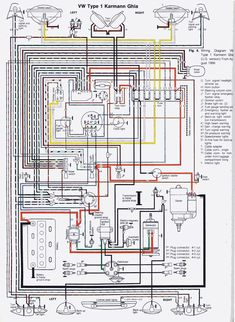 Ca 7259 Bug Headlight Relay Wiring Diagram On 71 Karmann Ghia Wiring Diagram Free Diagram