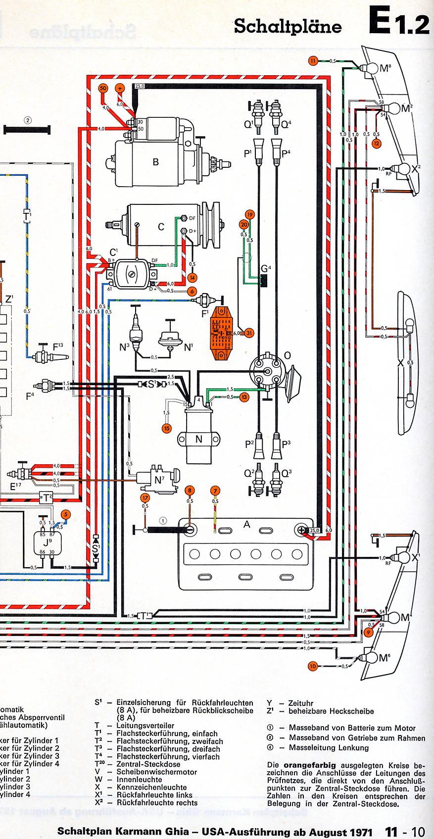 Db 4139 Ghia Wiring Diagram 1971 Karmann Ghia Wiring Diagram 1969 Karmann Ghia Download Diagram