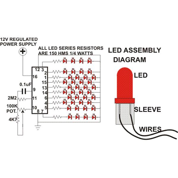 xn8774 parallell christmas light wiring diagram schematic