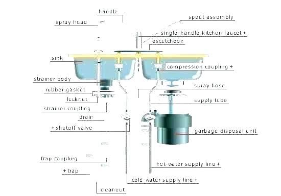 Hz 0082 Diagram For Plumbing Kitchen Sink Free Diagram
