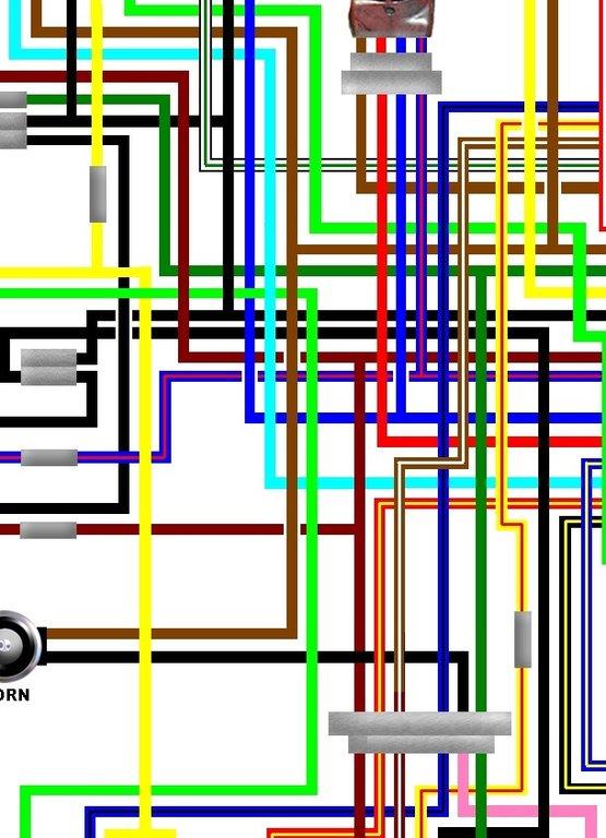 Strange Yamaha Xv535 Virago 1988 91 Uk Spec Colour Wiring Diagram Wiring Cloud Xempagosophoxytasticioscodnessplanboapumohammedshrineorg