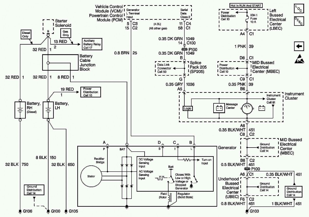 Valeo Alternator Wiring Diagram - Collection