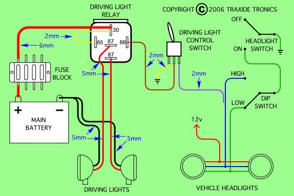 Awe Inspiring 5 Pin Relay Wiring Diagram 2 Pretty Narva 12V Relay Wiring Diagram Wiring Cloud Itislusmarecoveryedborg