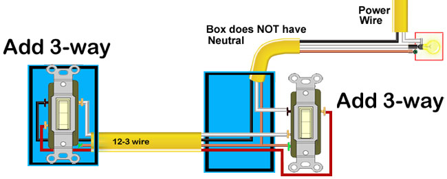 Excellent Wiring A Combination Single Pole 3 Way Switch Wiring Diagram Yer Wiring Cloud Cranvenetmohammedshrineorg