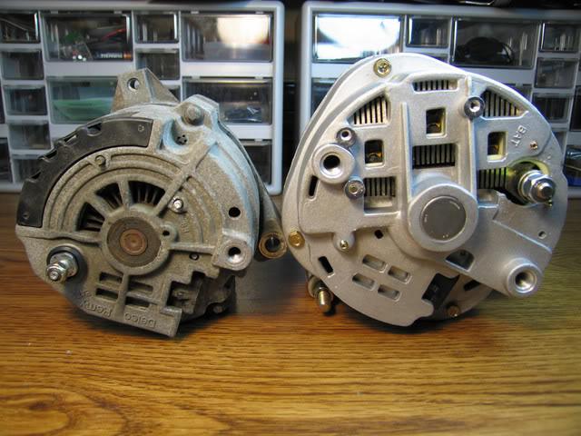 1pc X Alternator Wiring Harness Adapter 160 CS130D to CS121 CS130 CS144