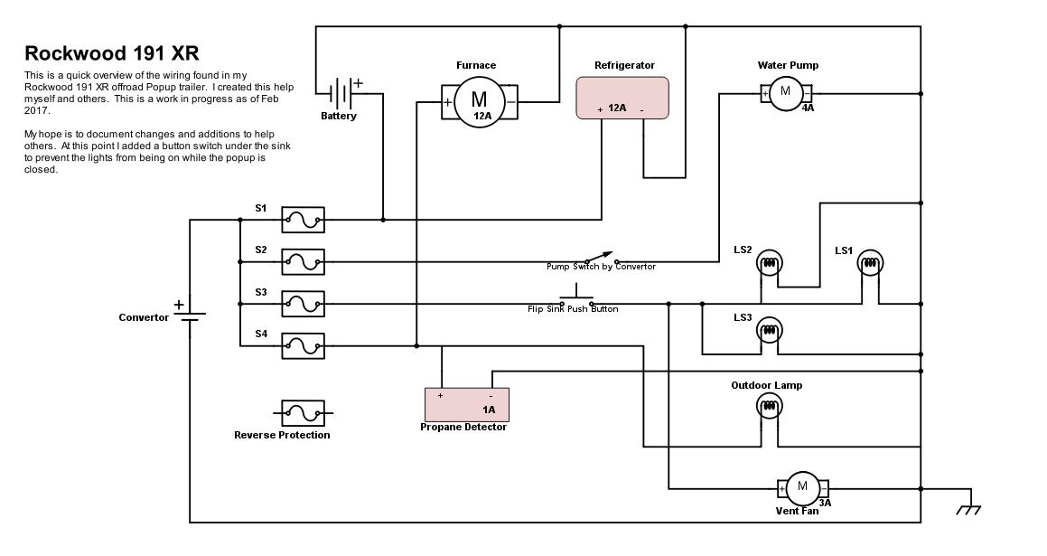 rockwood wiring diagram ym 9239  pin trailer wiring diagram on 6 pin trailer wiring rockwood rv wiring diagram ym 9239  pin trailer wiring diagram on