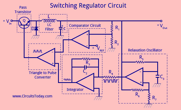 Remarkable Voltage Regulators Projects And Circuits Basic Electronics Wiring Wiring Cloud Loplapiotaidewilluminateatxorg