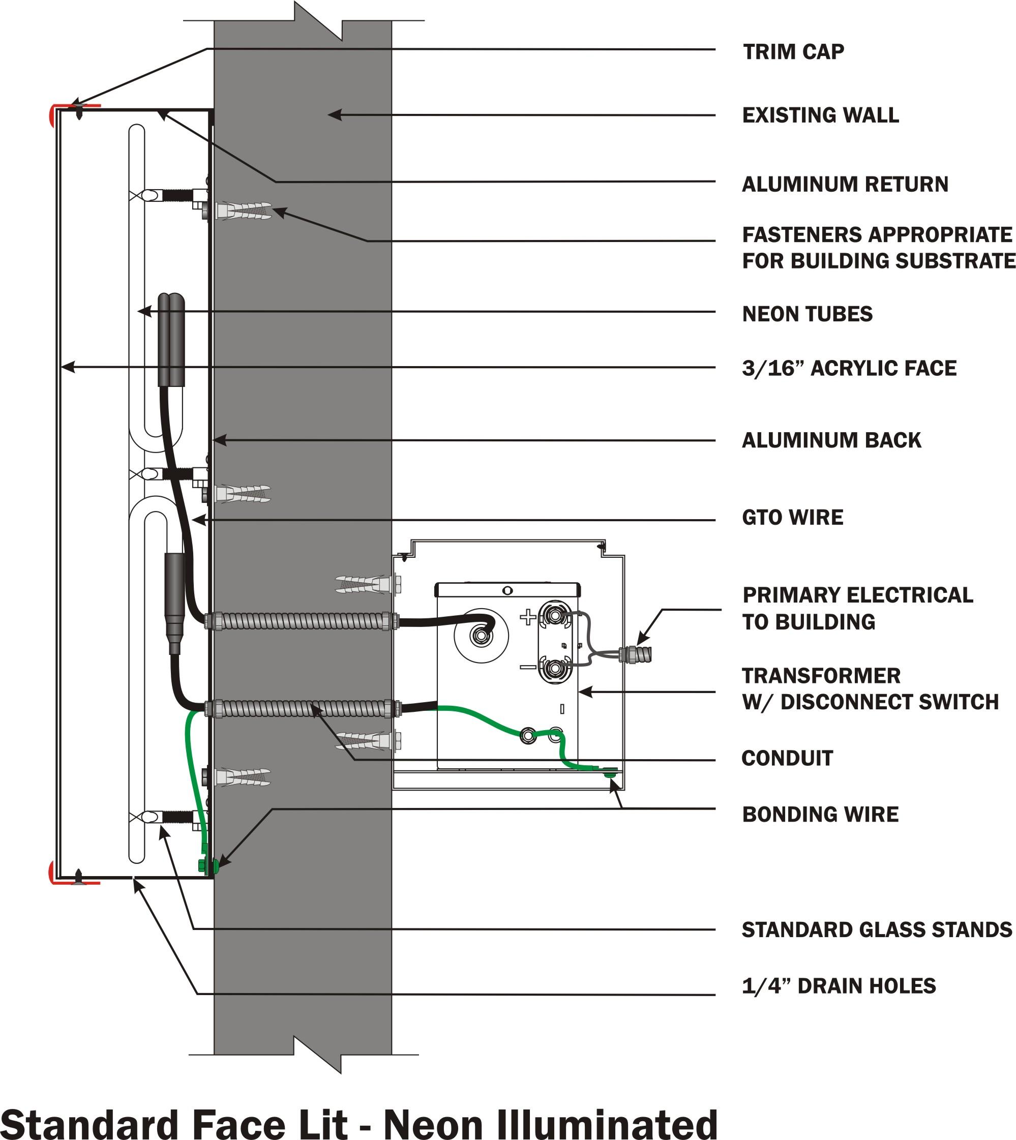 NO_2451] Channel Lettering Sign Wiring Diagram Download DiagramPead Tool Bemua Mohammedshrine Librar Wiring 101