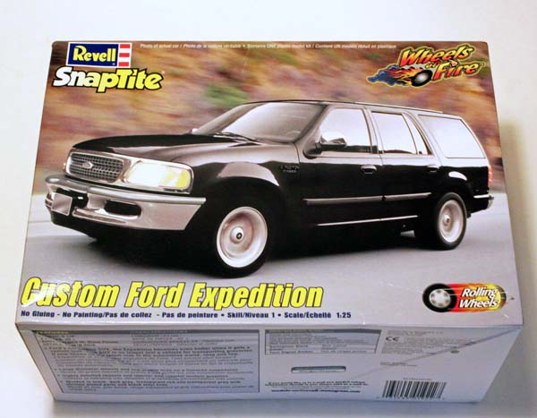 Prime Revell Snaptite Ford Expedition Truck Kit News Reviews Model Wiring Cloud Ostrrenstrafr09Org