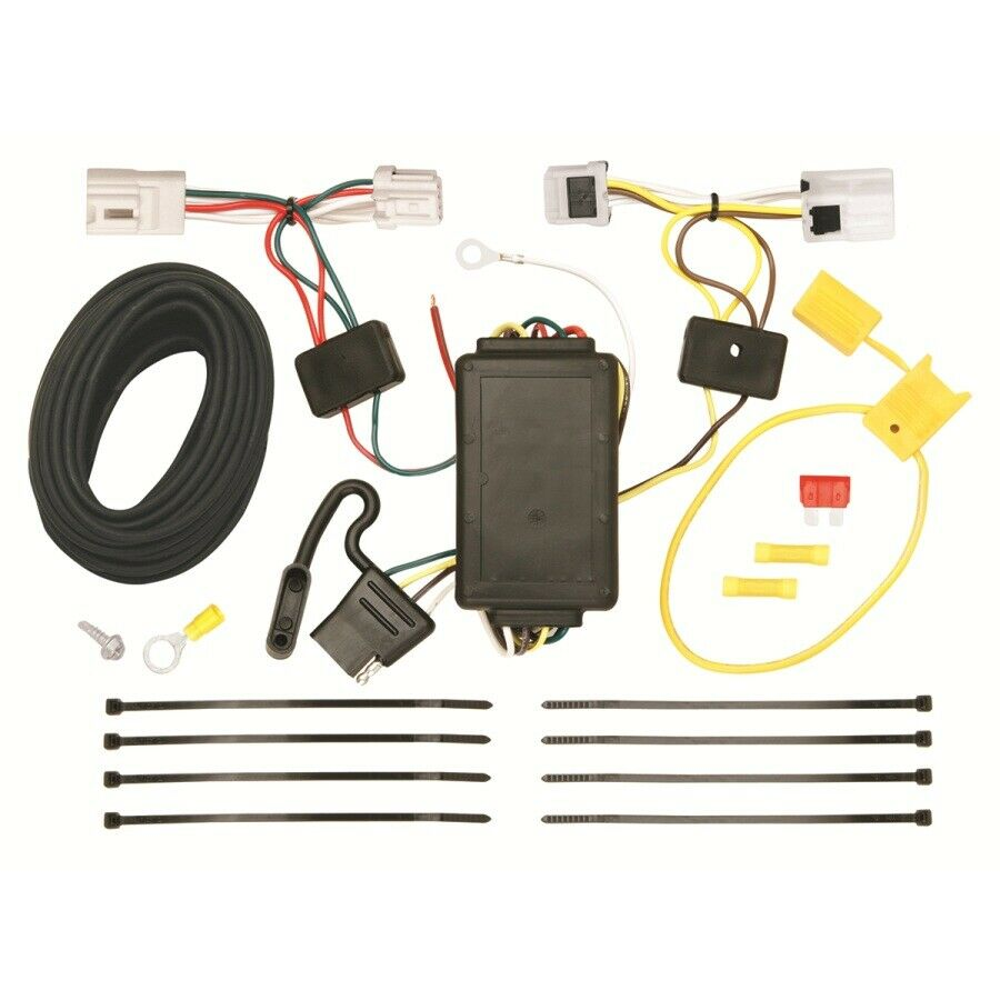 Fine One Vehicle Wiring Harness Tow Ready Custom Fit Vehicle Wiring Wiring Cloud Ymoonsalvmohammedshrineorg