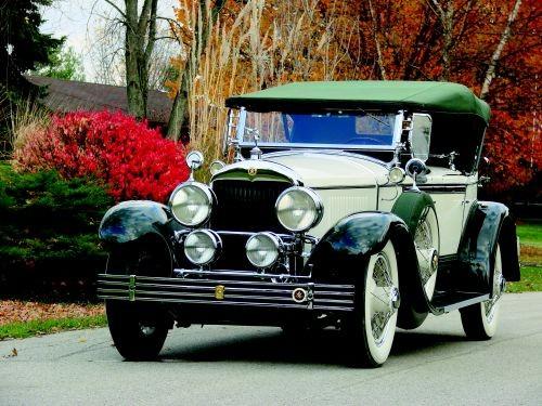 Sensational Silver Anniversary Showstopper 1927 Cadillac Custo Hemmings Daily Wiring Cloud Inklaidewilluminateatxorg