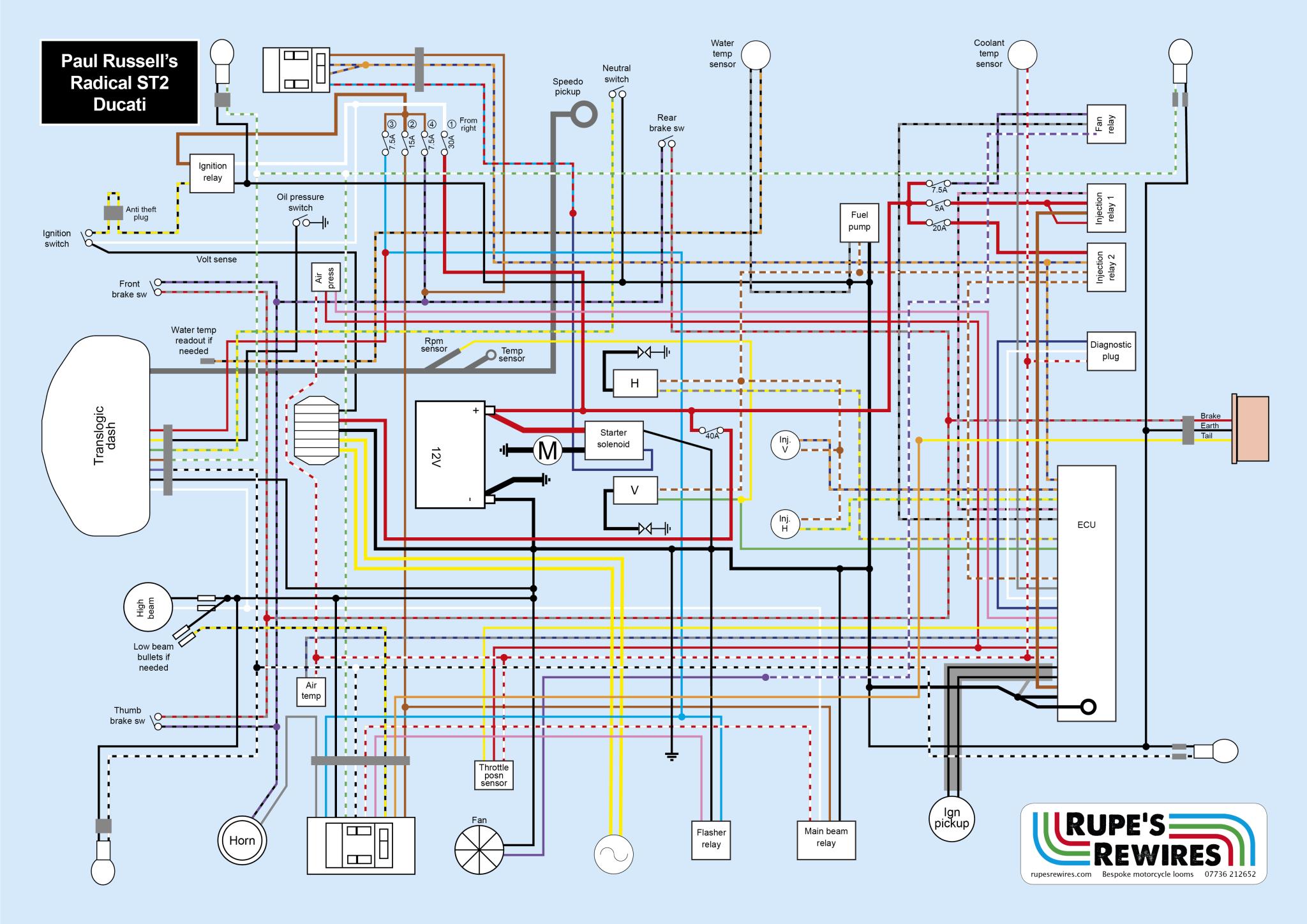 en_6001] ducati multistrada wiring diagram ducati circuit diagrams  www mohammedshrine librar wiring 101