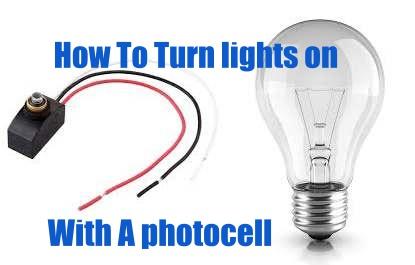Terrific Installing Inside Lights On A Photocell Askmediy Wiring Cloud Rometaidewilluminateatxorg