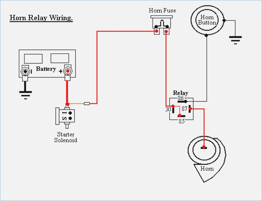 Chevy Horn Relay Wiring Diagram - Pioneer Wiring Harness For Cd for Wiring  Diagram SchematicsWiring Diagram Schematics