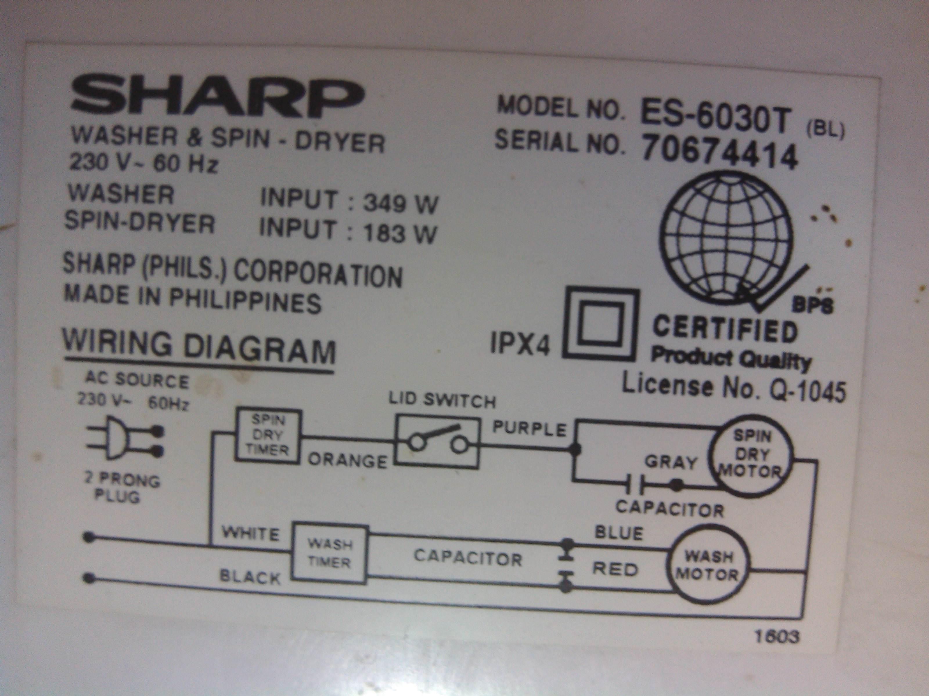yy_4024] wiring diagram of sharp washing machine wiring diagram  inrebe eatte ginia monoc isra mohammedshrine librar wiring 101